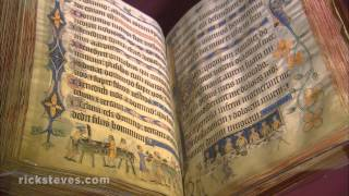 Download London, England: Treasures of the British Library Video