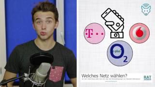 Download Übersicht im Mobilfunk: Wer nutzt welches Netz? Video
