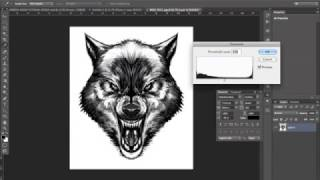 Download How To Design a T-shirt Graphic Using Photoshop - Photoshop Tutorial Video
