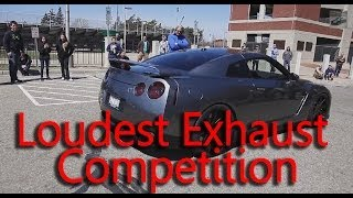 Download Loudest Exhaust Competition - Who Has The Loudest Exhaust? Video