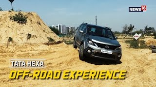Download Tata Hexa Automatic | Off-Road Experience Video