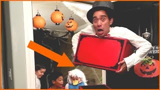 Download Zach King Halloween 2018 Funny Magic Tricks - Best of Zach King Magic Shows Video