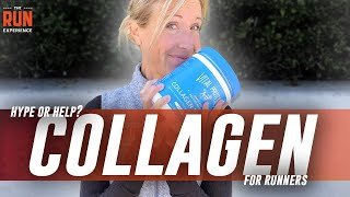 Download Collagen For Runners Hype or Help Video