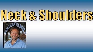 Download How to know the source of neck and shoulder problems Video