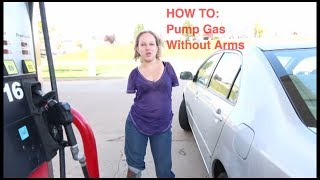 Download How to pump gas without arms Video