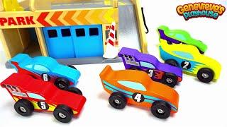 Download Ensinar Cores do Bebe com Carros do Brinquedo do Divertimento Video
