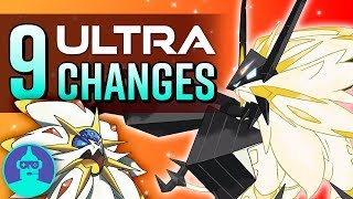 Download 9 Changes to Pokemon Ultra Sun and Moon | The Leaderboard Video