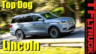Download 2018 Lincoln Navigator: Everything You Ever Wanted to Know New Aluminum Lincoln Video