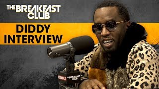 Download Diddy Speaks On New Energy, 50 Cent, Mase, 'The Four' + More Video