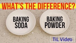Download The difference between Baking Soda and Baking Powder Video