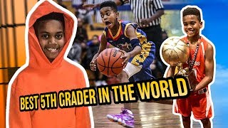 Download ″I'm The BEST 5th Grader In The World.″ Magic Mel Takes Us Through EPIC WORKOUTS & Life In The Bronx Video