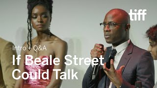 Download IF BEALE STREET COULD TALK Cast and Crew Q&A | TIFF 2018 Video