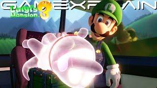 Download Luigi's Mansion 3 - Full Opening Cutscene (DIRECT FEED! - E3 2019) Video