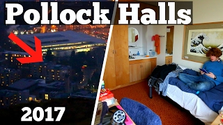 Download Edinburgh University - Pollock Halls Tour Video