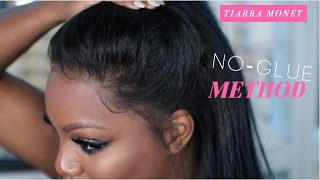 Download Lace Series | Installing your Frontal wig #TiarraMonet Video