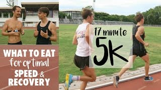 Download What to Eat to Run Your Fastest 5K & Recover Optimally - with Ted Carr Video