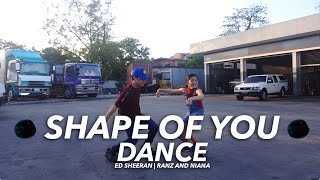 Download Ed Sheeran - Shape Of You Siblings Dance | Ranz and Niana Video