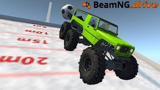 Download BeamNG.drive - BIGGEST JUMP Video