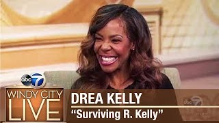 Download Drea Kelly: R Kelly's ex wife speaks her truth on domestic violence Video