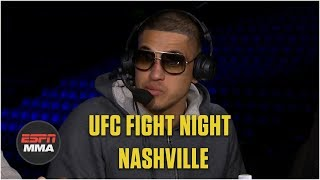 Download Anthony Pettis would love to fight Conor McGregor   UFC Fight Night   ESPN MMA Video
