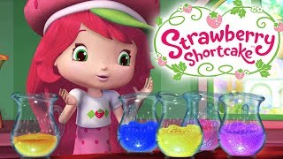 Download Strawberry Shortcake 🍓 Strawberry's Cleaning Helpers 🍓 Berry Bitty Adventures Girls Show Video