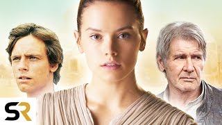 Download Star Wars Secrets: Who REALLY Is Rey's Father? [Documentary] Video