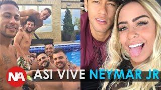 Download Así es la Vida de Neymar, un Padre Soltero, Divertido, Familiar y Millonario Video