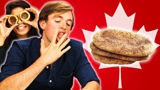 Download Irish People Taste Test Canadian Desserts Video