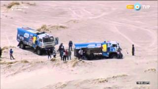 Download Rally Dakar 2016 - Etapa 10 – Camiones Video