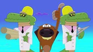 Download (NEW SEASON) Zig & Sharko - King of the Animal World (S02E33) Full Episode in HD Video