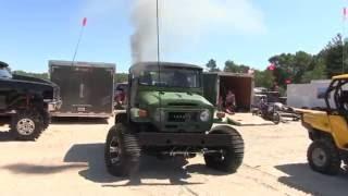 Download 1200hp Cummins Landcruiser at Silver Lake Sand Dunes Video
