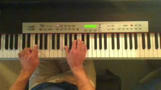 Download Journey - Faithfully, Piano Tutorial Video