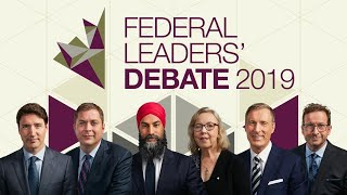 Download Federal Election Leaders Debate 2019: Full video Video