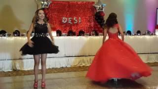 Download Desi's Quinceañera dance with her siblings Video