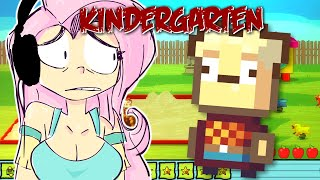 Download Fluttershy plays Kindergarten 🍉 | I DON'T TRUST THEM... Video