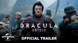 Download Dracula Untold - Official Trailer (HD) Video