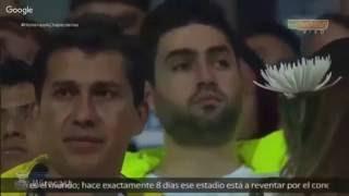 Download EN VIVO: Homenaje a Chapecoense en el Atanasio Girardot - Colombia AO VIVO | HD Video