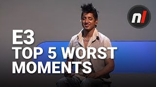 Download Top 5 Most Embarrassing E3 Moments by Nintendo Video