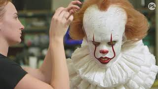 Download Go Inside the Making of It's Pennywise Clown Video