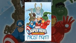 Download Marvel Super Hero Adventures: Frost Fight! (2015) Video