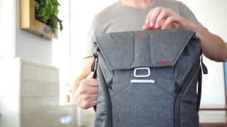 Download My Camera Bag! This is the Everyday Backpack Video