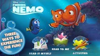 Download Finding Nemo Storybook Deluxe (Disney) - Best App For Kids Video