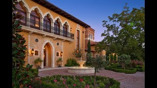 Download Historic Venetian Villa Inspired Estate in Austin, Texas | Sotheby's International Realty Video