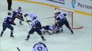 Download Ilya Samsonov splendid jumping save on Brule Video