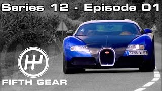 Download Fifth Gear: Series 12 Episode 1 Video