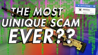 Download Trolling the Most Complicated CS:GO Scammer... Video