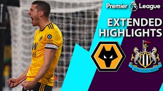 Download Wolves v. Newcastle | PREMIER LEAGUE EXTENDED HIGHLIGHTS | 2/11/19 | NBC Sports Video