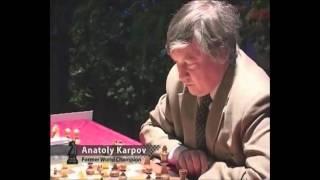 Download Karpov beaten by a 13-yr-old Magnus Carlsen Video