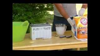 Download Reconditioning a 12 Volt Car Battery part #1 Video