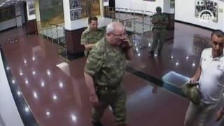 Download Darbe girişimi gecesi 2. Ordu'da yaşananlar güvenlik kamerasında Video